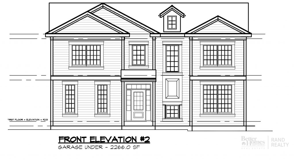2260 SF-#2 MARKETING SET - ELEVATIONS -