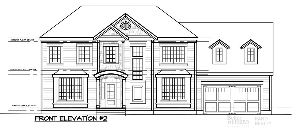 2585 SF - MARKETING SET - ELEVATIONS # 1