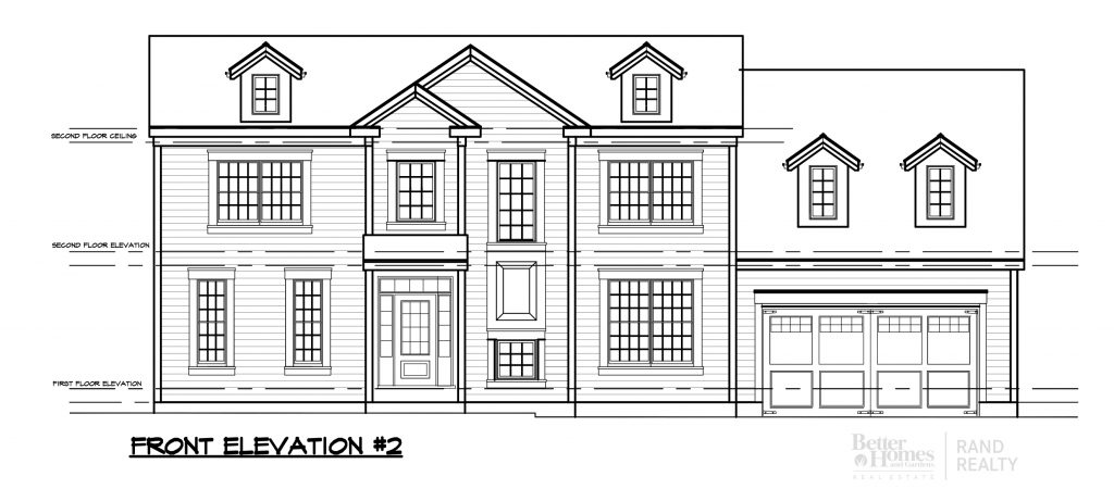 2585 SF - MARKETING SET - ELEVATIONS & #2